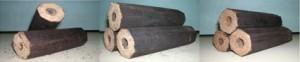Palm Fibre Briquettes