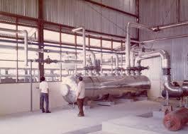 back pressure vessel