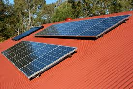 Roof Top Solar Photovoltaic